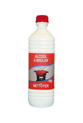 ALCOOL A BRULER 90 °